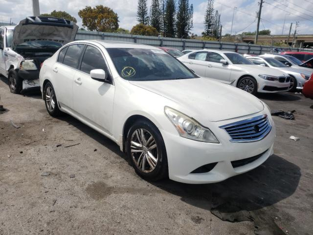 Infiniti salvage cars for sale: 2013 Infiniti G37 Base