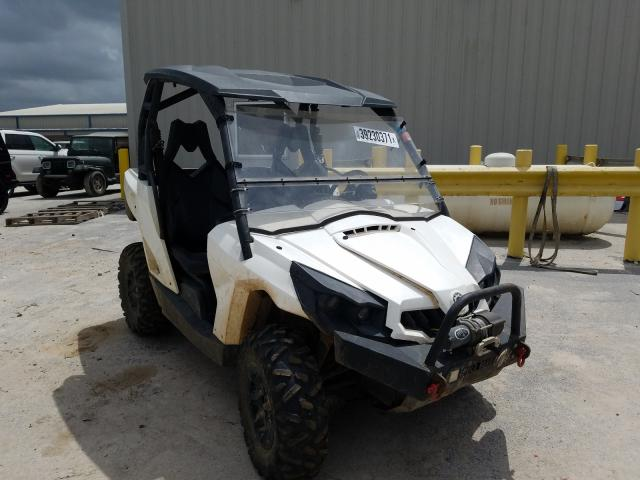 Can-Am Commander salvage cars for sale: 2018 Can-Am Commander