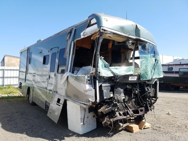 Salvage cars for sale from Copart Sacramento, CA: 2007 Workhorse Custom Chassis Winnebago