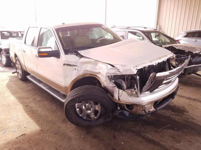 Salvage 2012 FORD F150 - Small image. Lot 38684841