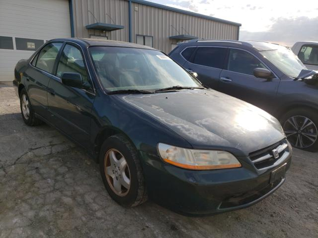 Salvage cars for sale from Copart Chambersburg, PA: 1999 Honda Accord EX