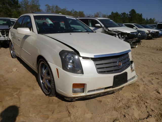 2007 Cadillac CTS en venta en Gaston, SC
