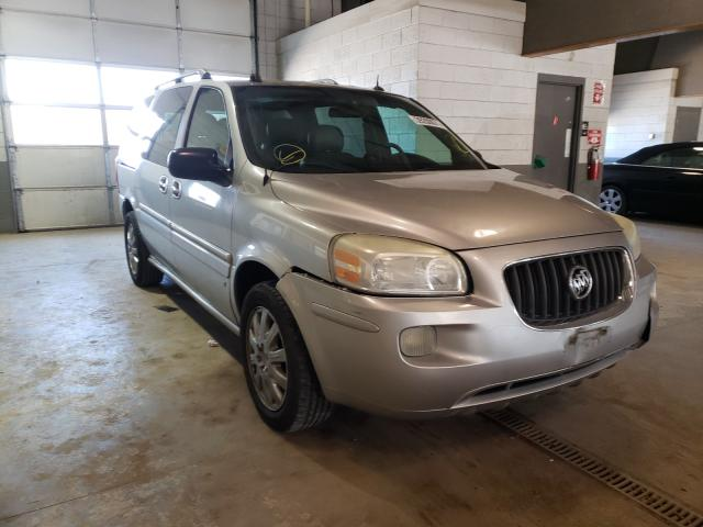 Salvage cars for sale from Copart Sandston, VA: 2006 Buick Terraza CX