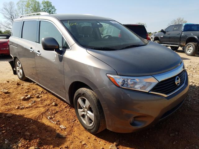 Nissan Quest salvage cars for sale: 2016 Nissan Quest