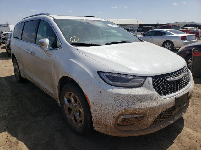Vehiculos salvage en venta de Copart Brighton, CO: 2021 Chrysler Pacifica L