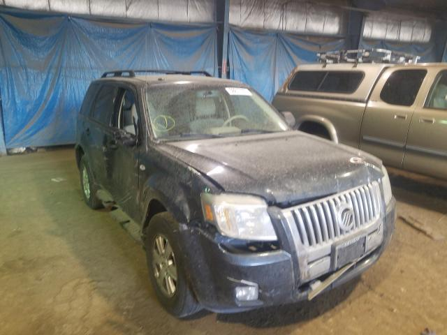 Mercury salvage cars for sale: 2009 Mercury Mariner
