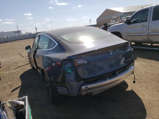 2020 Tesla MODEL 3 | Vin: 5YJ3E1EB3LF651384