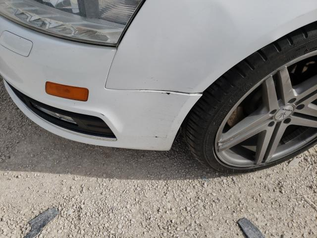 2010 Audi A6 | Vin: WAUFGAFB2AN058620