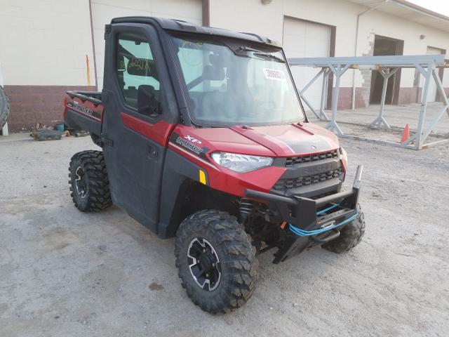 Salvage cars for sale from Copart Indianapolis, IN: 2018 Polaris Ranger XP