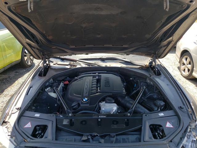 2011 BMW 535 I WBAFR7C55BC800128