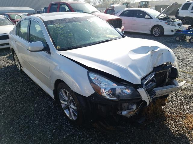 Salvage cars for sale from Copart Spartanburg, SC: 2013 Subaru Legacy 2.5