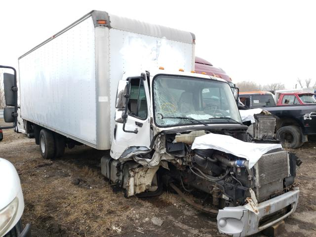 Salvage cars for sale from Copart Elgin, IL: 2006 Freightliner M2
