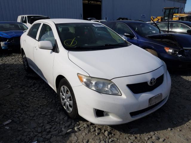 Salvage cars for sale from Copart Windsor, NJ: 2010 Toyota Corolla BA