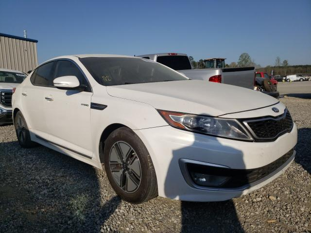 KIA salvage cars for sale: 2013 KIA Optima Hybrid