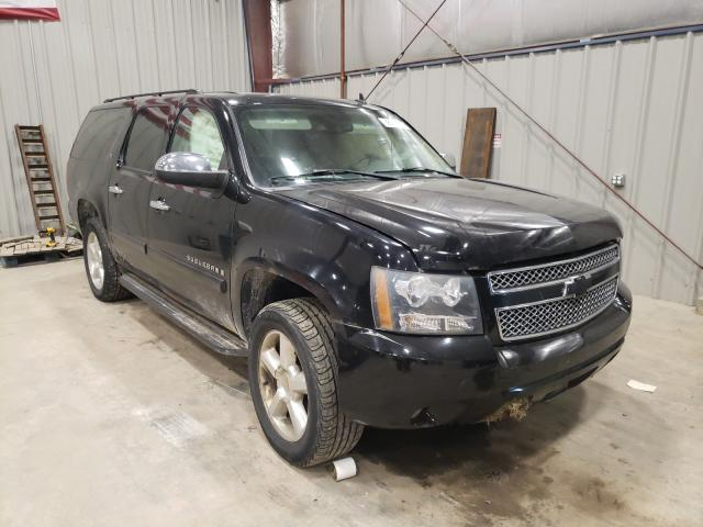 Chevrolet Suburban K salvage cars for sale: 2008 Chevrolet Suburban K