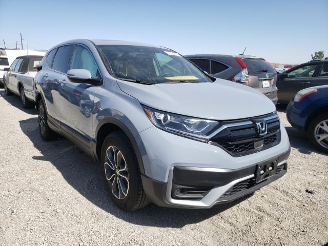 Salvage cars for sale from Copart Reno, NV: 2020 Honda CR-V EX