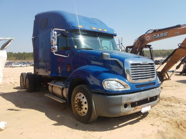 Salvage cars for sale from Copart Gaston, SC: 2007 Freightliner Convention