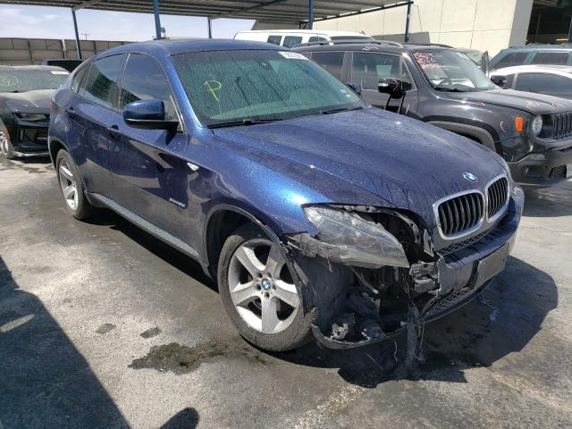 Salvage cars for sale from Copart Anthony, TX: 2014 BMW X6 XDRIVE3