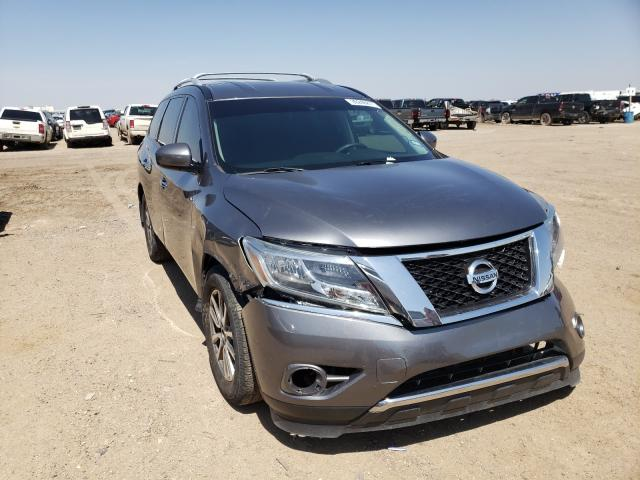 Nissan Pathfinder salvage cars for sale: 2016 Nissan Pathfinder