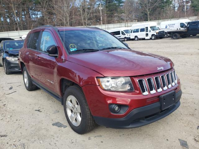 2014 JEEP COMPASS SP 1C4NJCBAXED829488