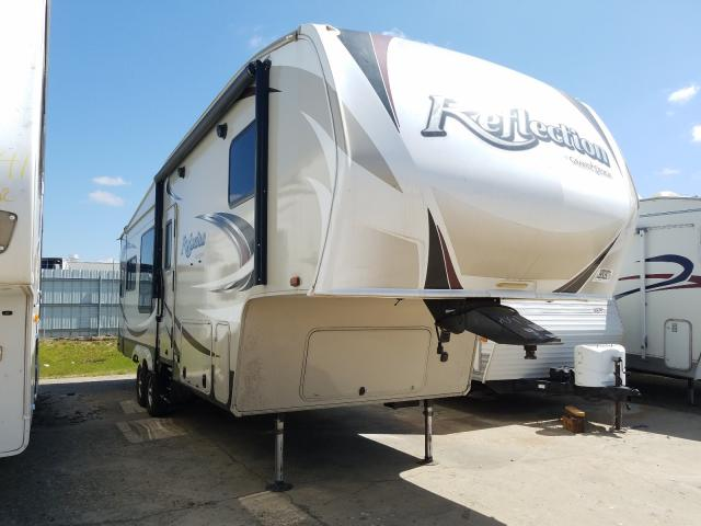 Refl salvage cars for sale: 2016 Refl Travel Trailer