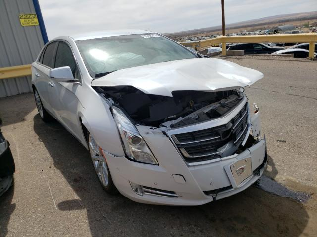 Salvage cars for sale from Copart Albuquerque, NM: 2017 Cadillac XTS Luxury