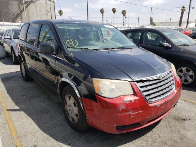 Salvage cars for sale from Copart Wilmington, CA: 2009 Chrysler Town & Country