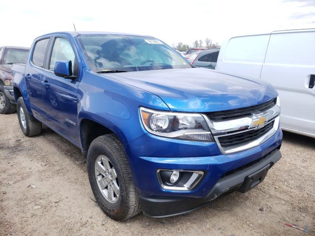 Salvage cars for sale from Copart Bridgeton, MO: 2019 Chevrolet Colorado