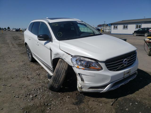 Vehiculos salvage en venta de Copart Airway Heights, WA: 2017 Volvo XC60 T6 DY