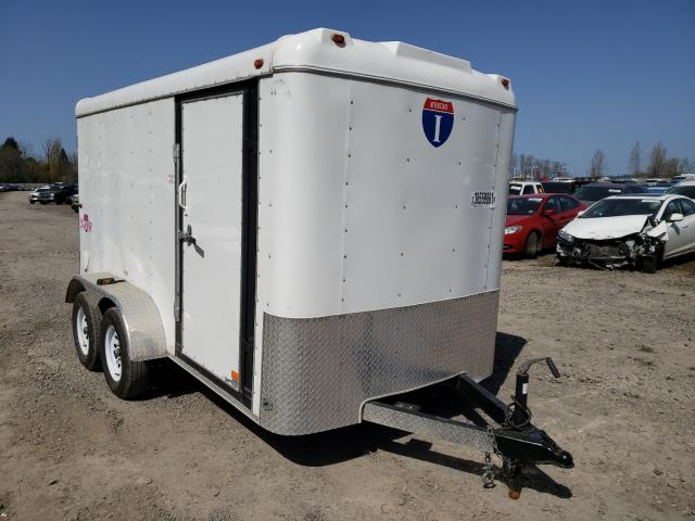 Interstate salvage cars for sale: 2017 Interstate Trailer