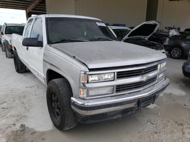 Salvage cars for sale from Copart Homestead, FL: 1995 Chevrolet GMT-400 C1