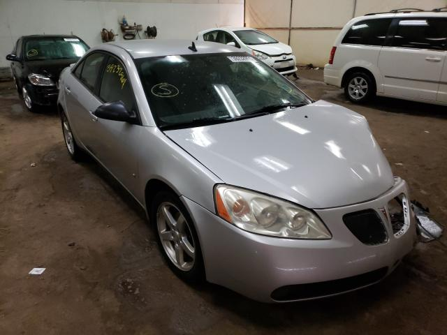 Salvage cars for sale from Copart Davison, MI: 2009 Pontiac G6