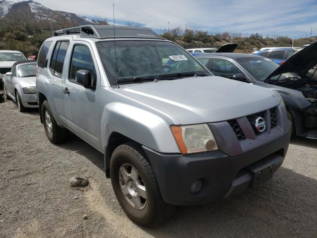 Salvage cars for sale from Copart Reno, NV: 2007 Nissan Xterra OFF