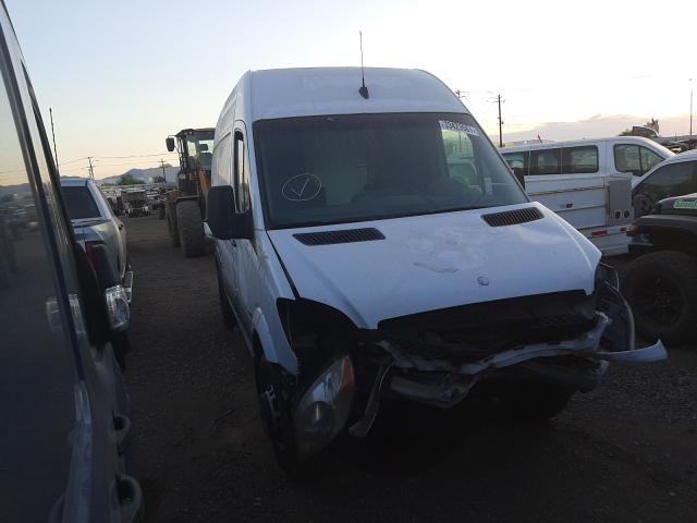 Mercedes-Benz salvage cars for sale: 2011 Mercedes-Benz Sprinter 3