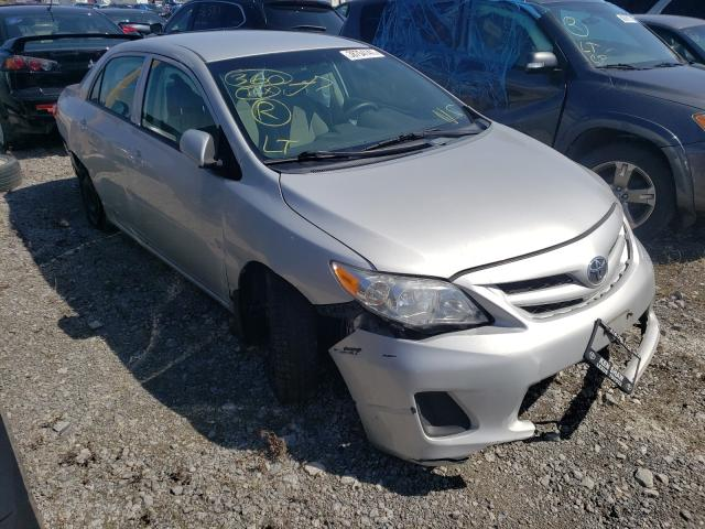 Salvage cars for sale from Copart Bowmanville, ON: 2013 Toyota Corolla BA