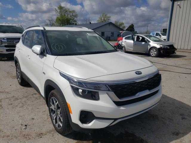 2021 KIA Seltos EX for sale in Sikeston, MO