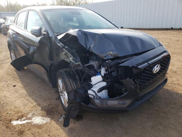 Hyundai salvage cars for sale: 2021 Hyundai Kona SE
