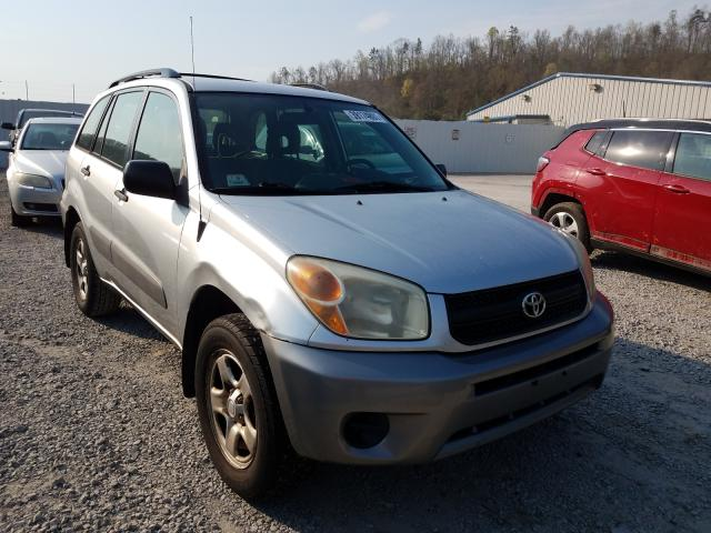 Salvage cars for sale from Copart Hurricane, WV: 2005 Toyota Rav4