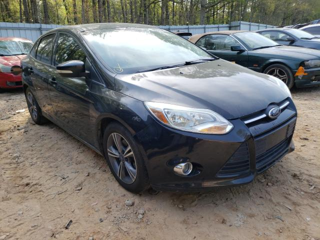 Vehiculos salvage en venta de Copart Austell, GA: 2014 Ford Focus SE