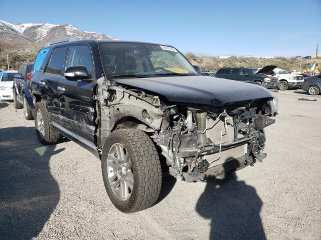 Salvage cars for sale from Copart Reno, NV: 2012 Toyota 4runner SR