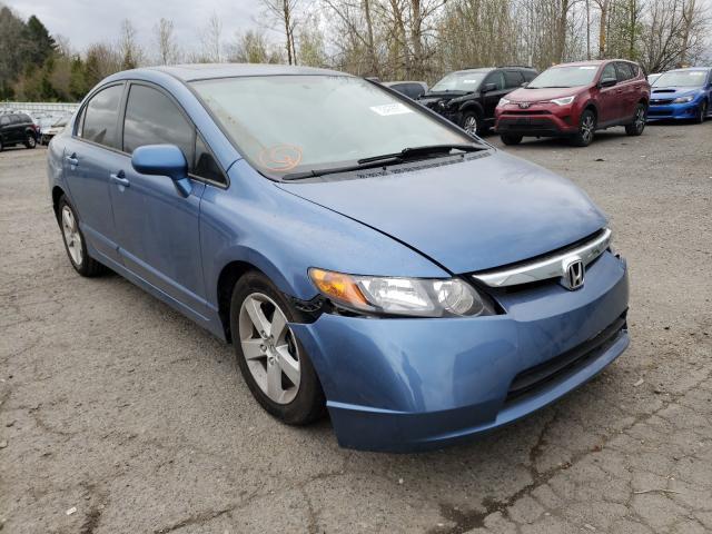 Honda Vehiculos salvage en venta: 2006 Honda Civic EX