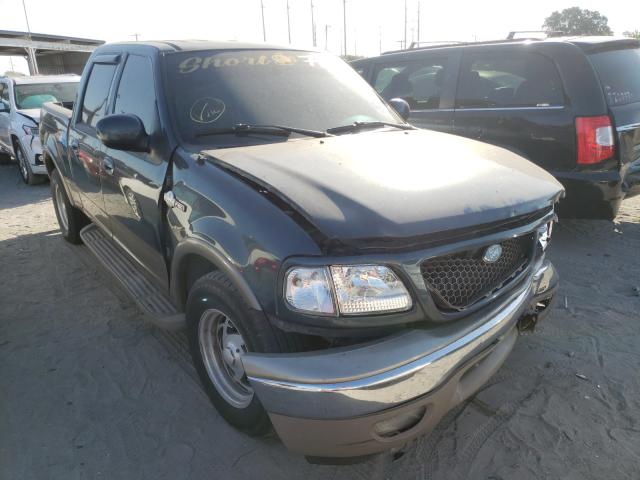 Salvage 2001 FORD F-150 - Small image. Lot 42044661