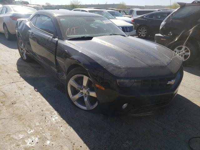 Salvage cars for sale from Copart Tulsa, OK: 2011 Chevrolet Camaro LT