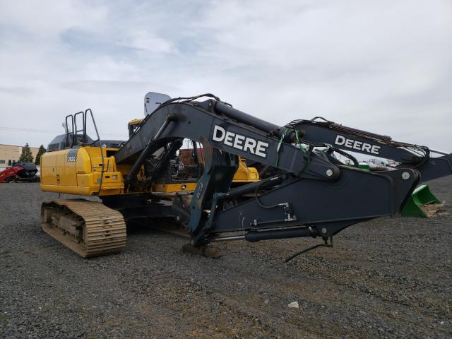 Salvage cars for sale from Copart Airway Heights, WA: 2019 John Deere Excavator