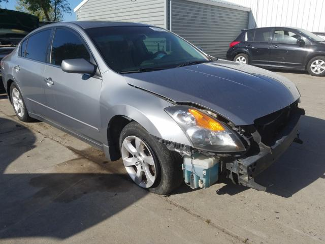 Nissan salvage cars for sale: 2007 Nissan Altima 2.5