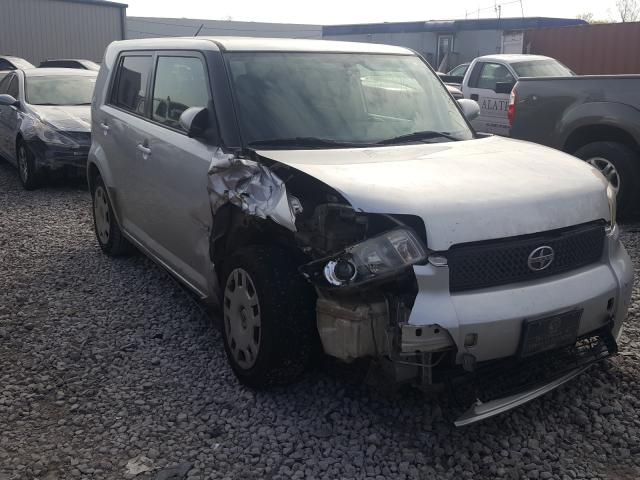 Salvage cars for sale from Copart Hueytown, AL: 2008 Scion XB