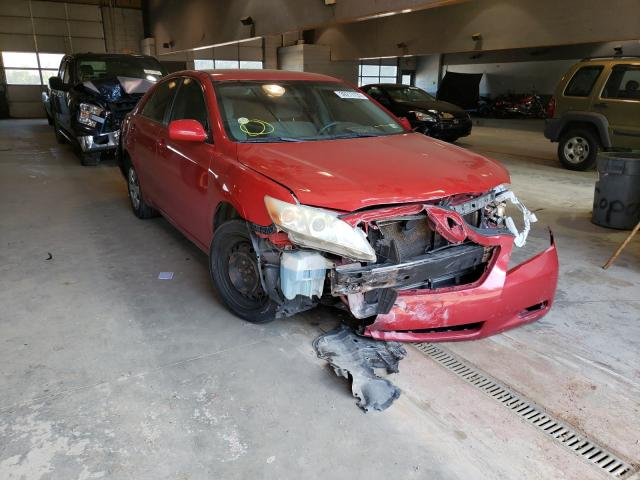 Salvage cars for sale from Copart Sandston, VA: 2009 Toyota Camry Base