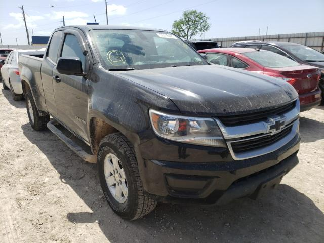 Salvage cars for sale from Copart Temple, TX: 2016 Chevrolet Colorado