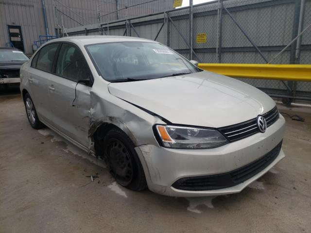 Salvage cars for sale from Copart Lawrenceburg, KY: 2012 Volkswagen Jetta SE