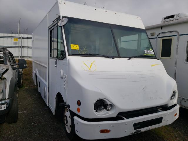 Salvage cars for sale from Copart Woodburn, OR: 2012 Smith Electric D75 SC